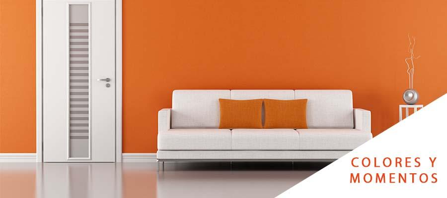 Color del mes: Naranja de TITAN UnaCapa
