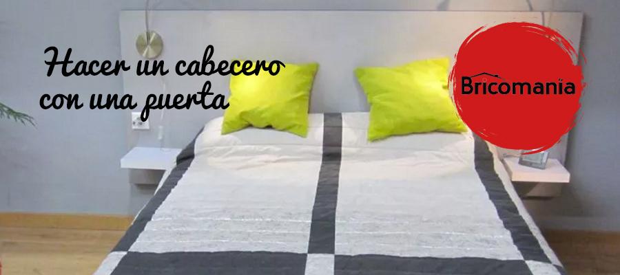 CREA TU PROPIO CABECERO