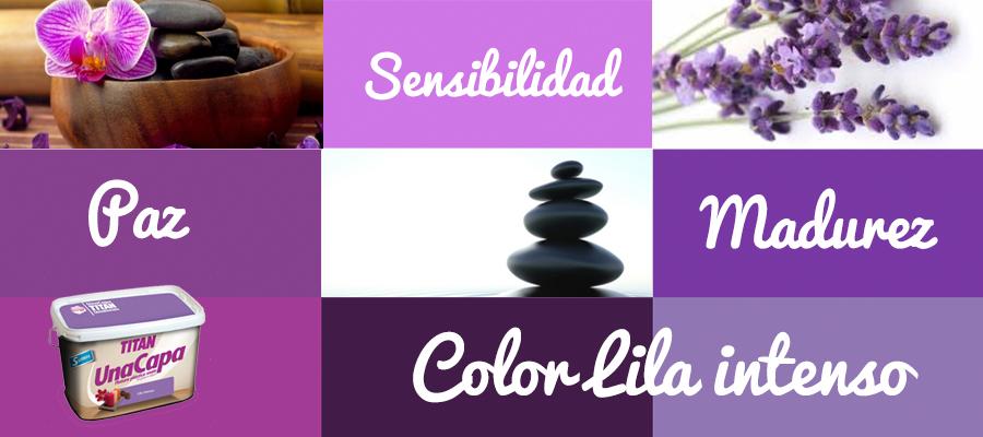 El Lila Intenso, el color del mes de marzo