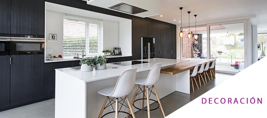 Cuida la decoración de tu cocina