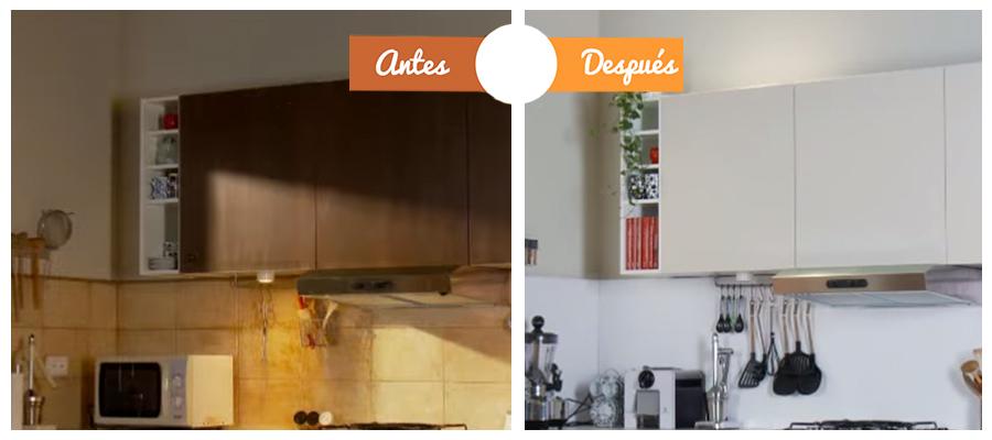 ideas renueva la cocina sin hacer obras