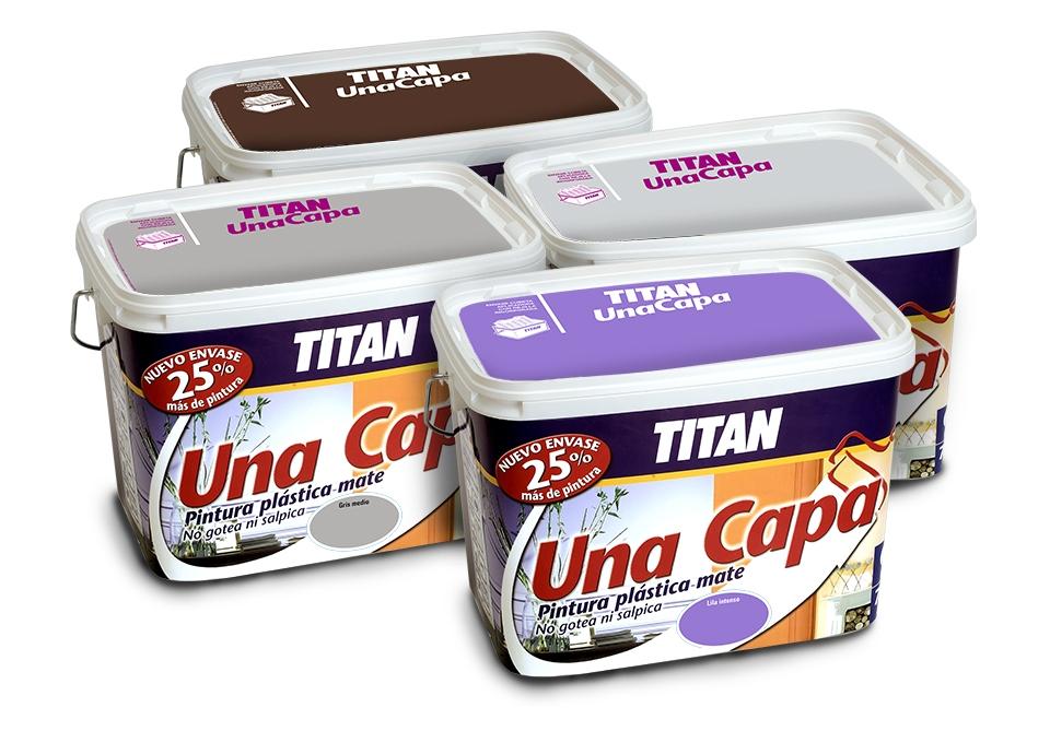 TITAN UNA CAPA (SINGLE-COAT) 4 new colours
