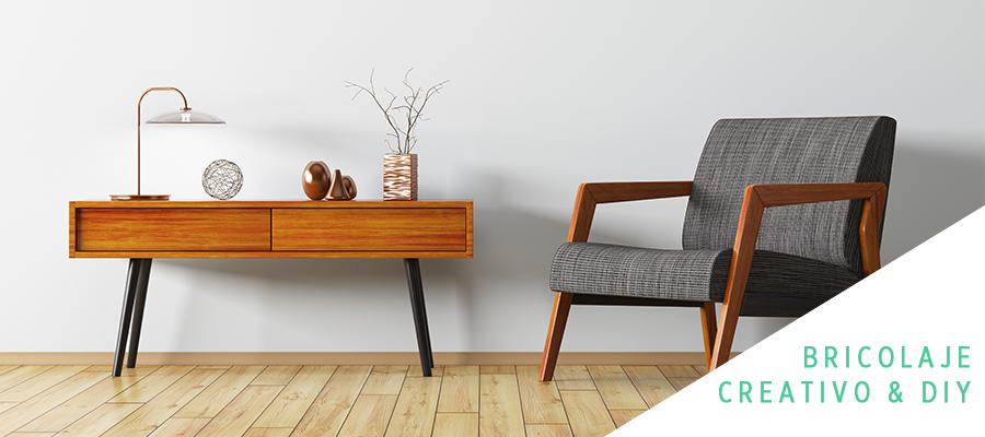 Cómo conseguir muebles de estilo rústico