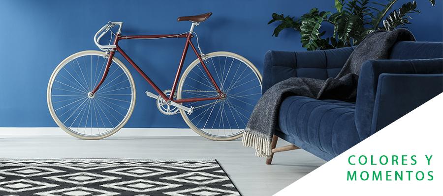 Color del mes – Fresh Blue de TITAN Velvet, ¡el mar en tu hogar!