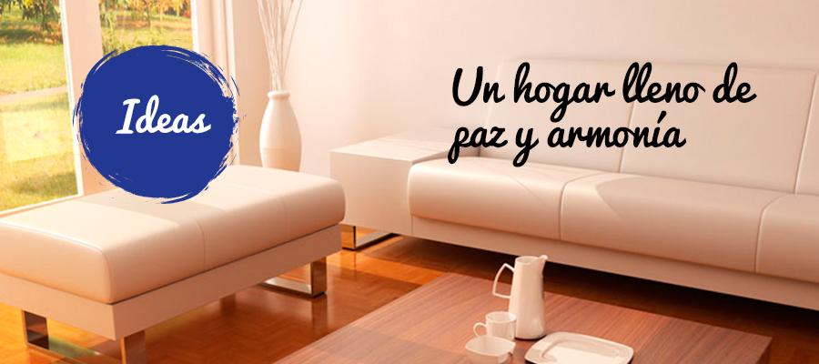 DECORACIÓN AL ESTILO FENG SHUI: ¡PAZ Y ARMONÍA EN EL HOGAR!