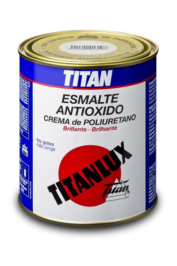 TITANLUX RUST-PREVENTIVE ENAMEL POLYURETHANE CREAM