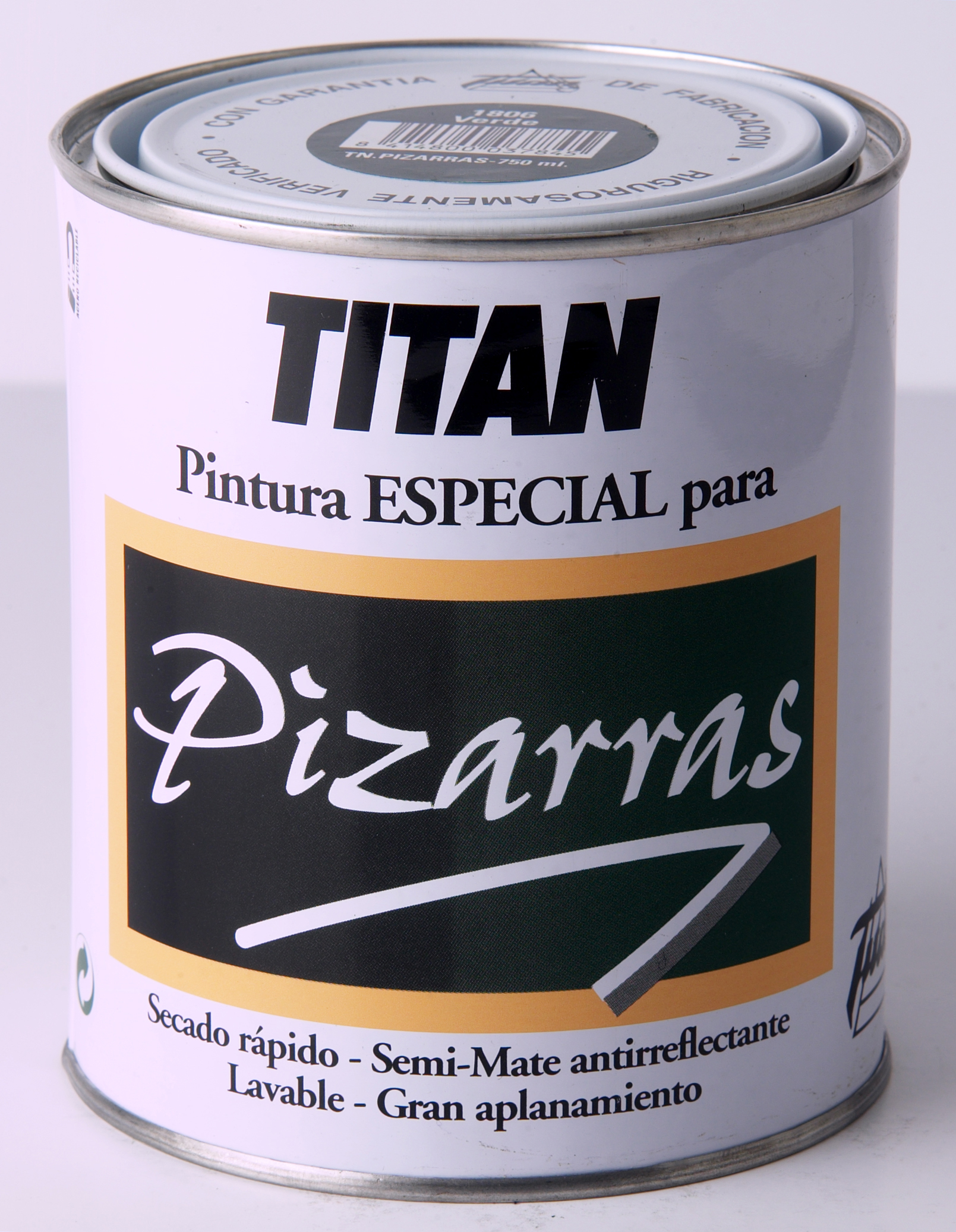 TITAN PIZARRAS.