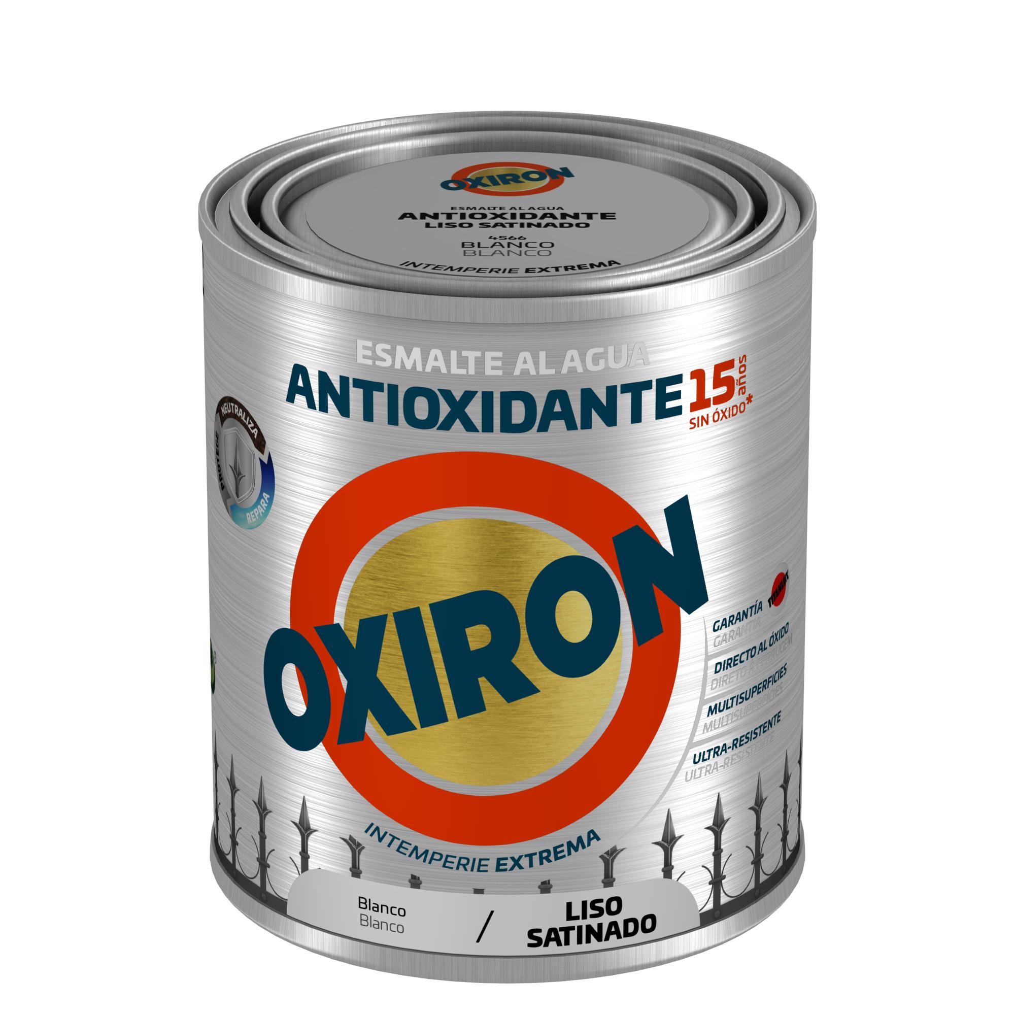 OXIRÓN LISO SATINADO AGUA