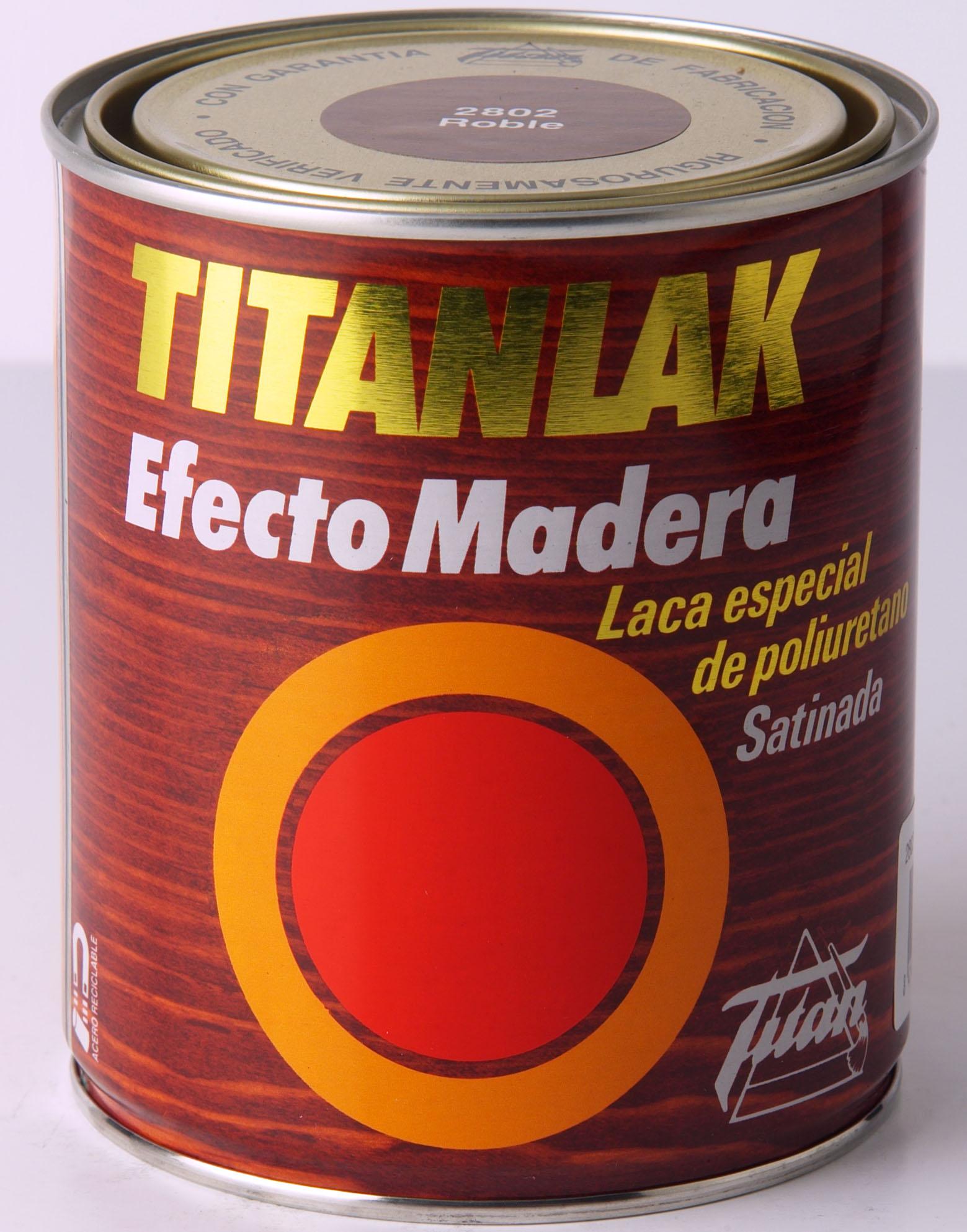 TITANLAK EFEITO MADEIRA