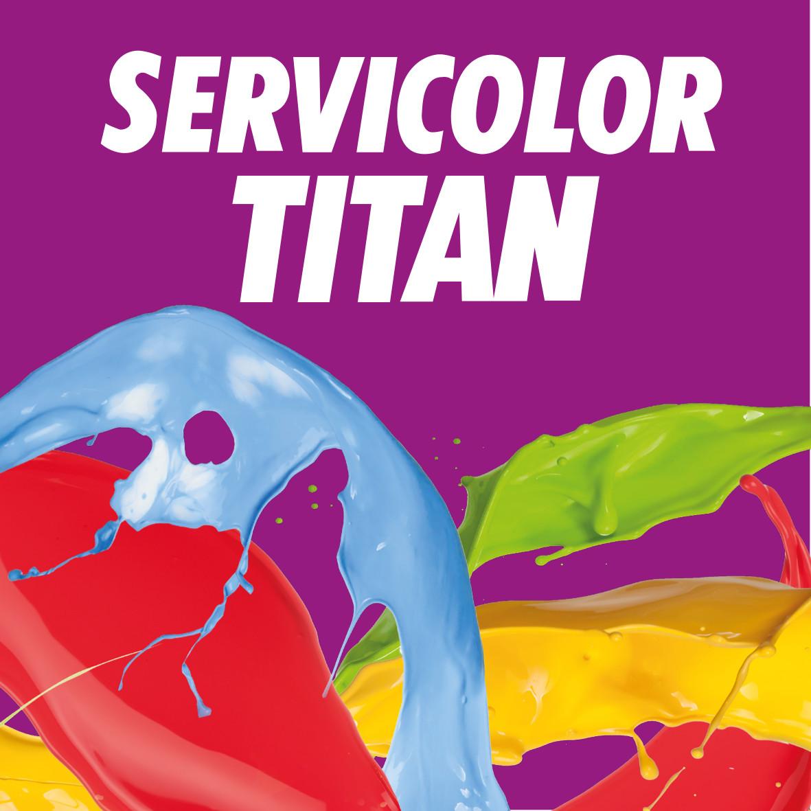 TITANIT DECORACIÓN BASE SERVICOLOR SISTEMA 2000