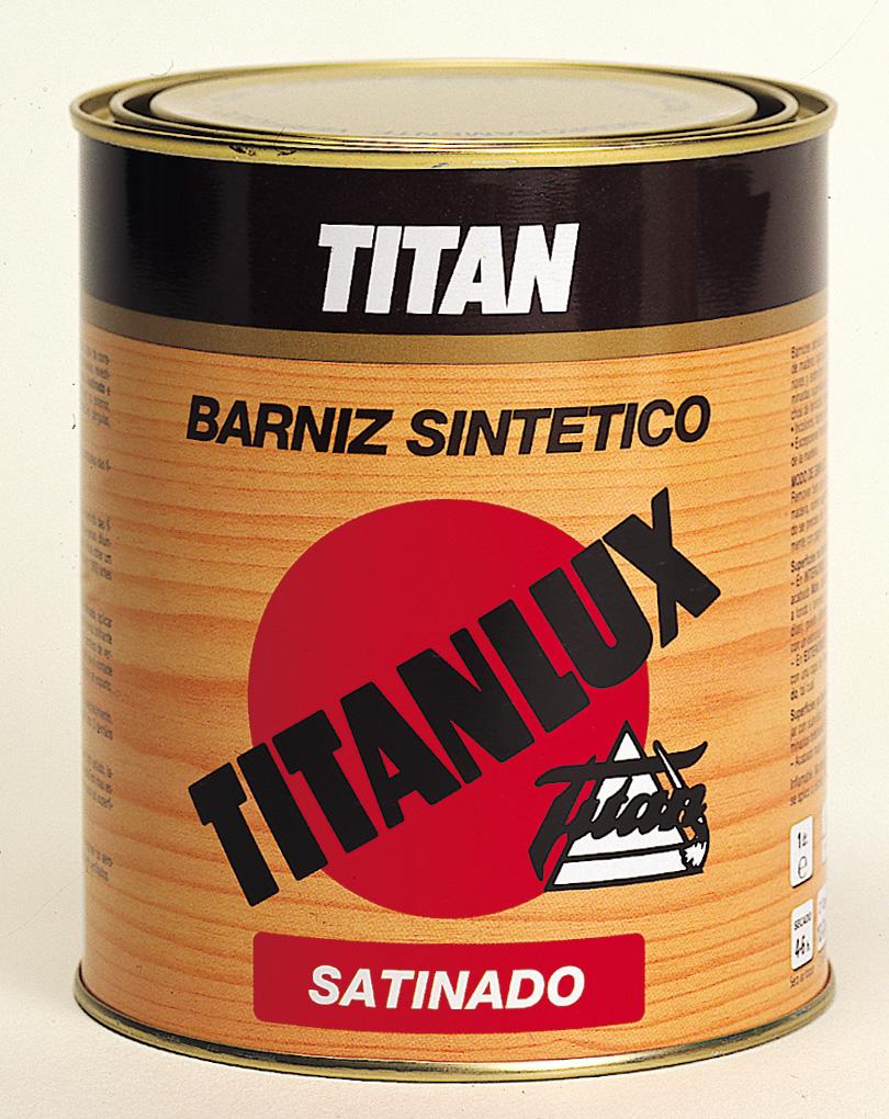 BARNIZ TITANLUX SINTETICO
