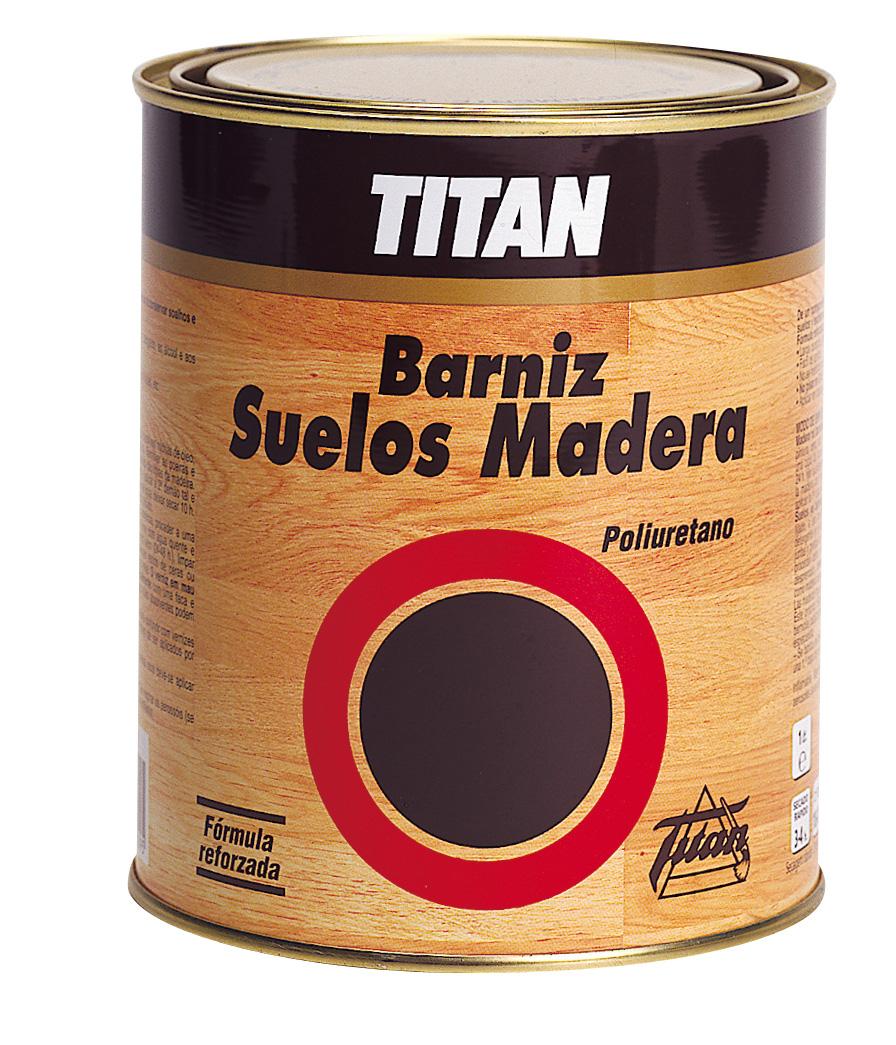 BARNIZ TITAN PARA SUELOS DE MADERA.