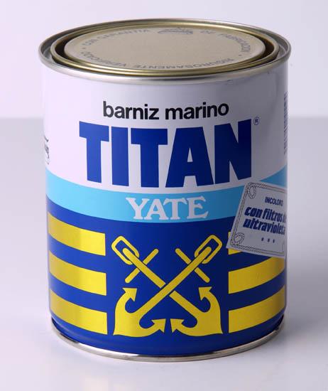 BARNIZ MARINO TITAN YATE.