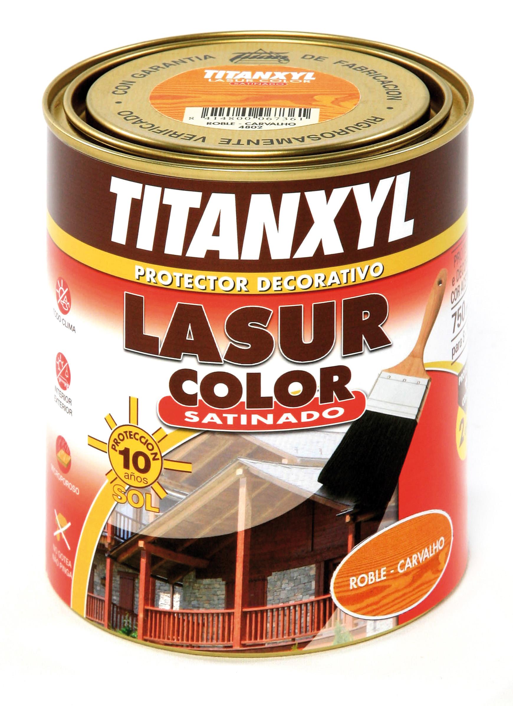 TITANXYL LASUR COR