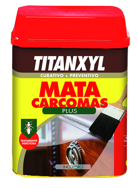 TITANXYL MATACARCOMAS PLUS