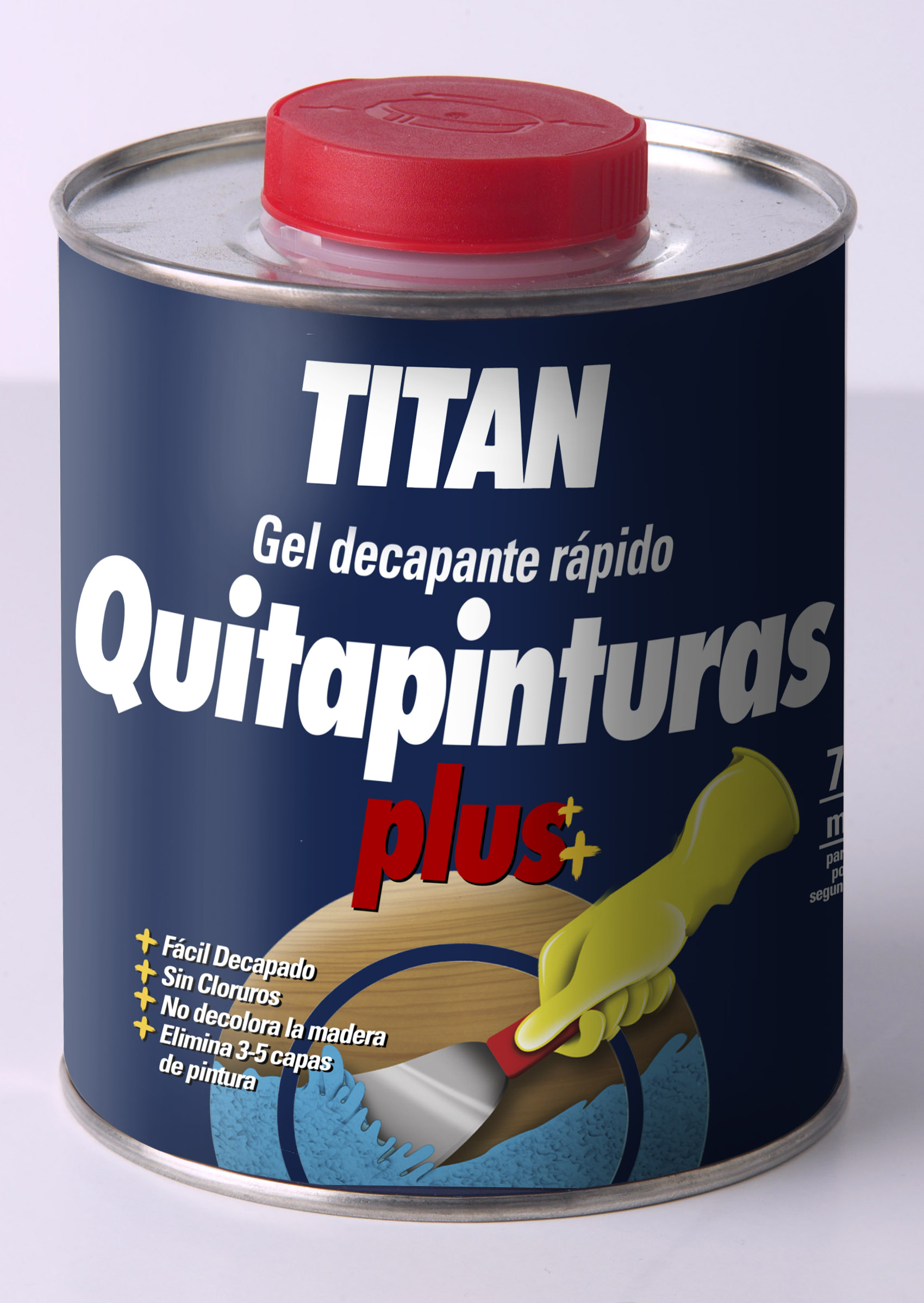 DECAPANTE PLUS TITAN.