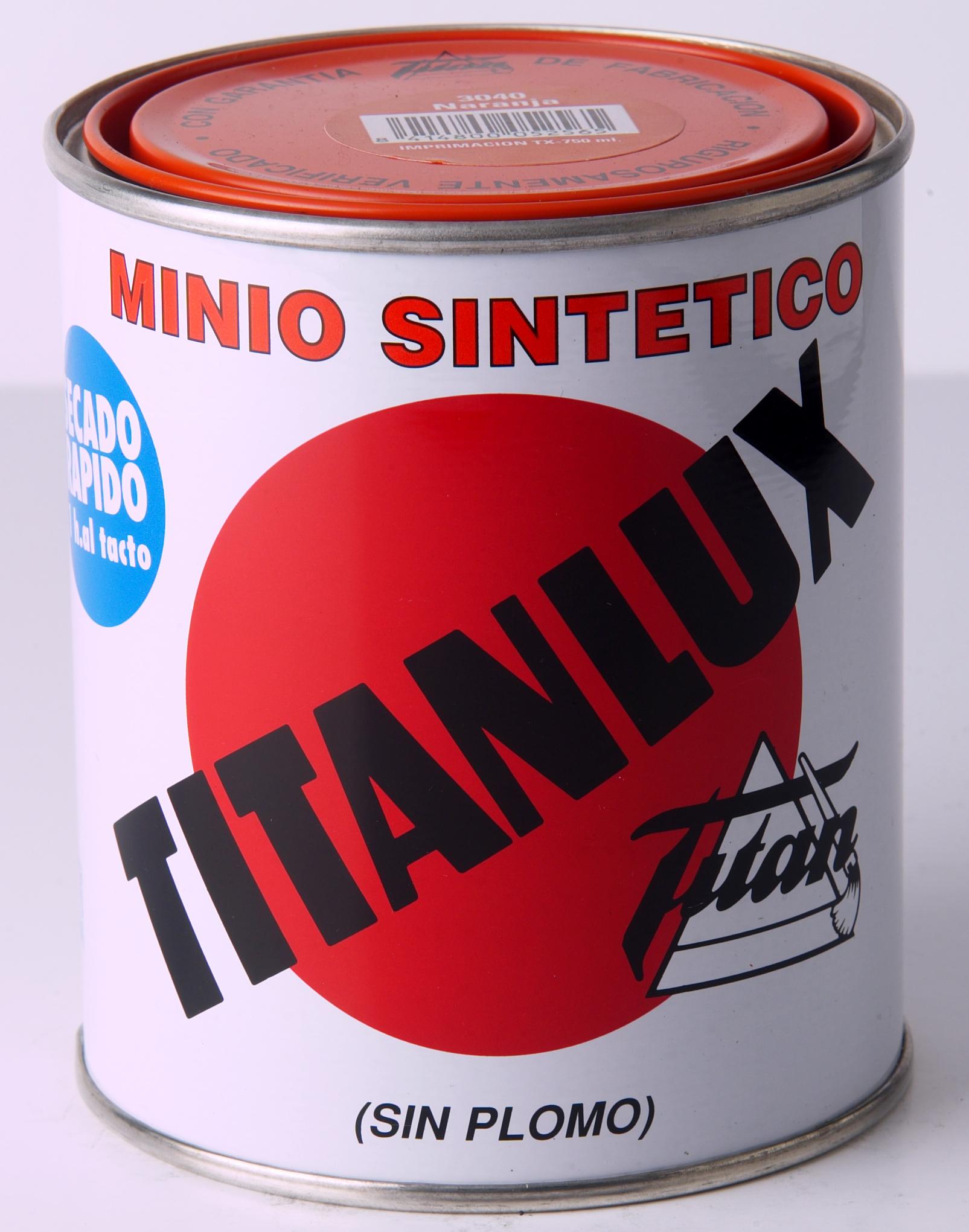 ZARCÃO SINTÉTICO TITANLUX