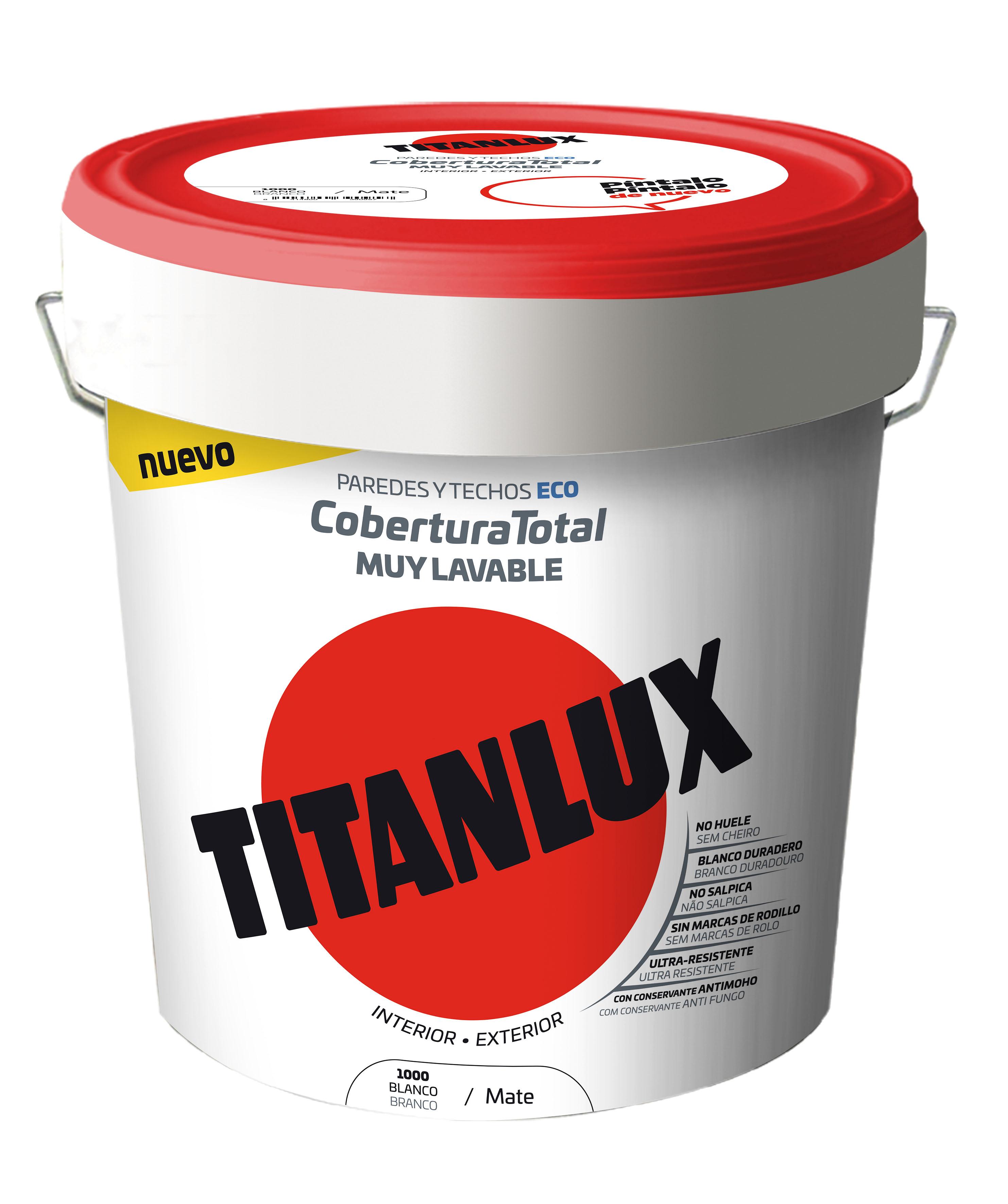TITANLUX COBERTURA TOTAL -BIDÓN-.