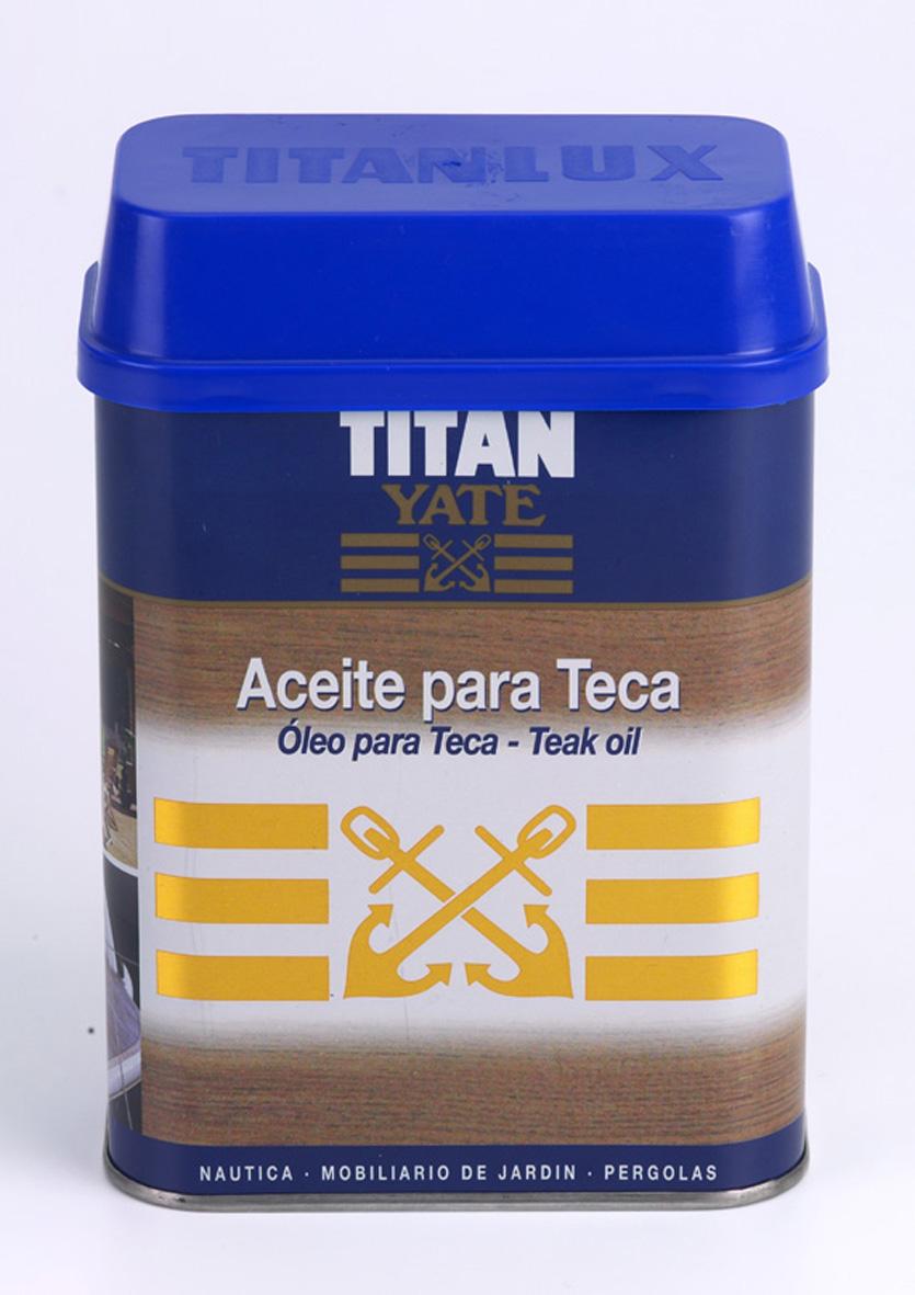 ÓLEO DE TECA.