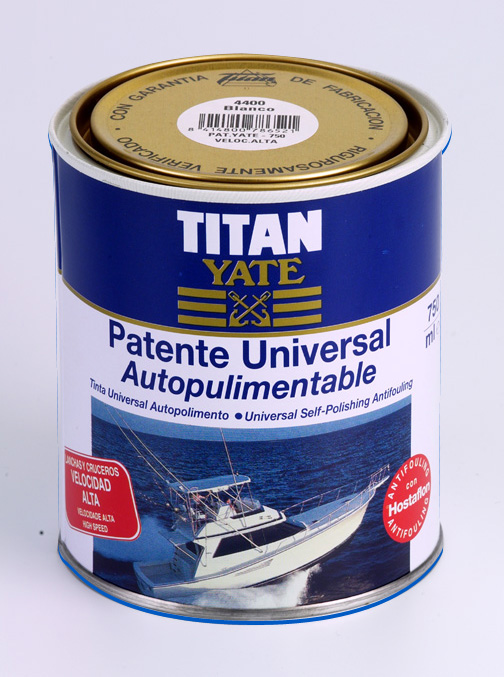 SELF-POLISHING UNIVERSAL ANTIFOULING. HIGH SPEED.