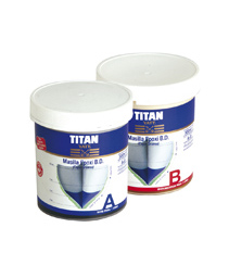 LOW DENSITY EPOXY FILLER
