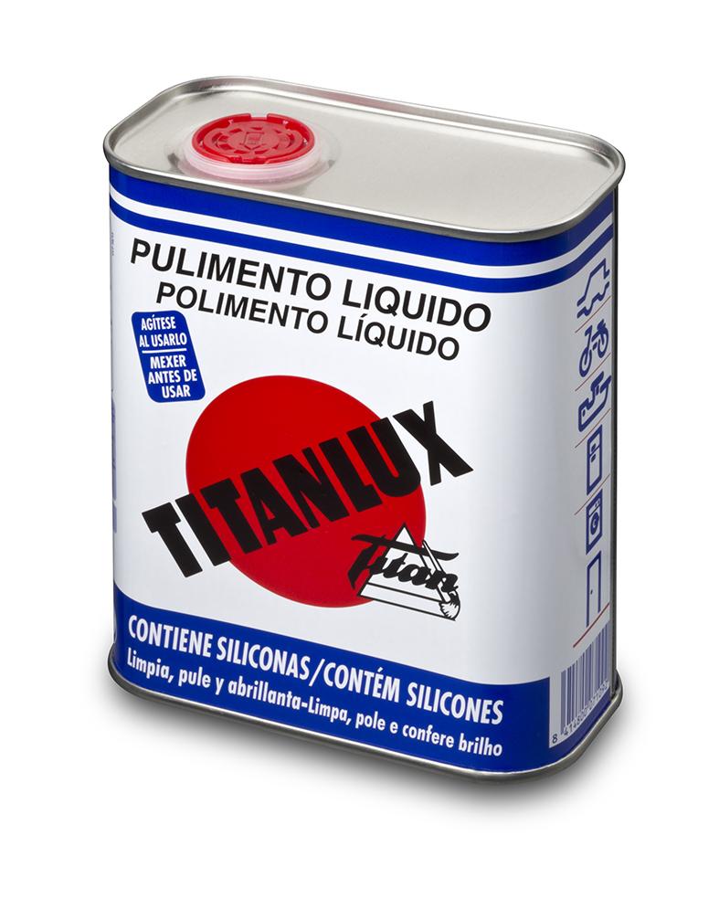PULIMENTO LÍQUIDO TITANLUX.