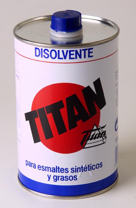 DISOLVENTE TITAN