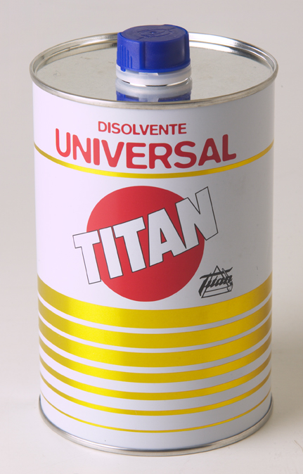 DISOLVENTE UNIVERSAL TITAN