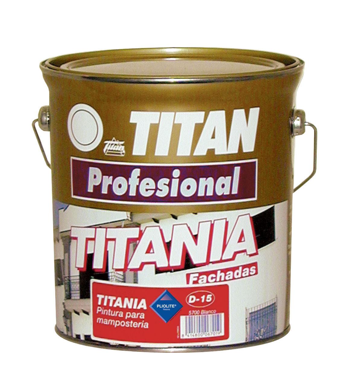 TITANIA D15