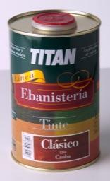 TINTE CLÁSICO TITAN EBANISTERÍA