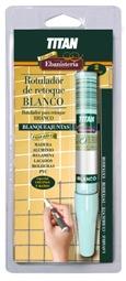 ROTULADOR DE RETOQUE BLANCO