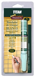 ROTULADOR DE RETOQUE BLANCO STANDARD