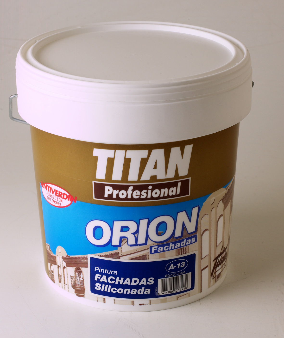 SILICONE BASED PAINT FOR FAÇADES A13