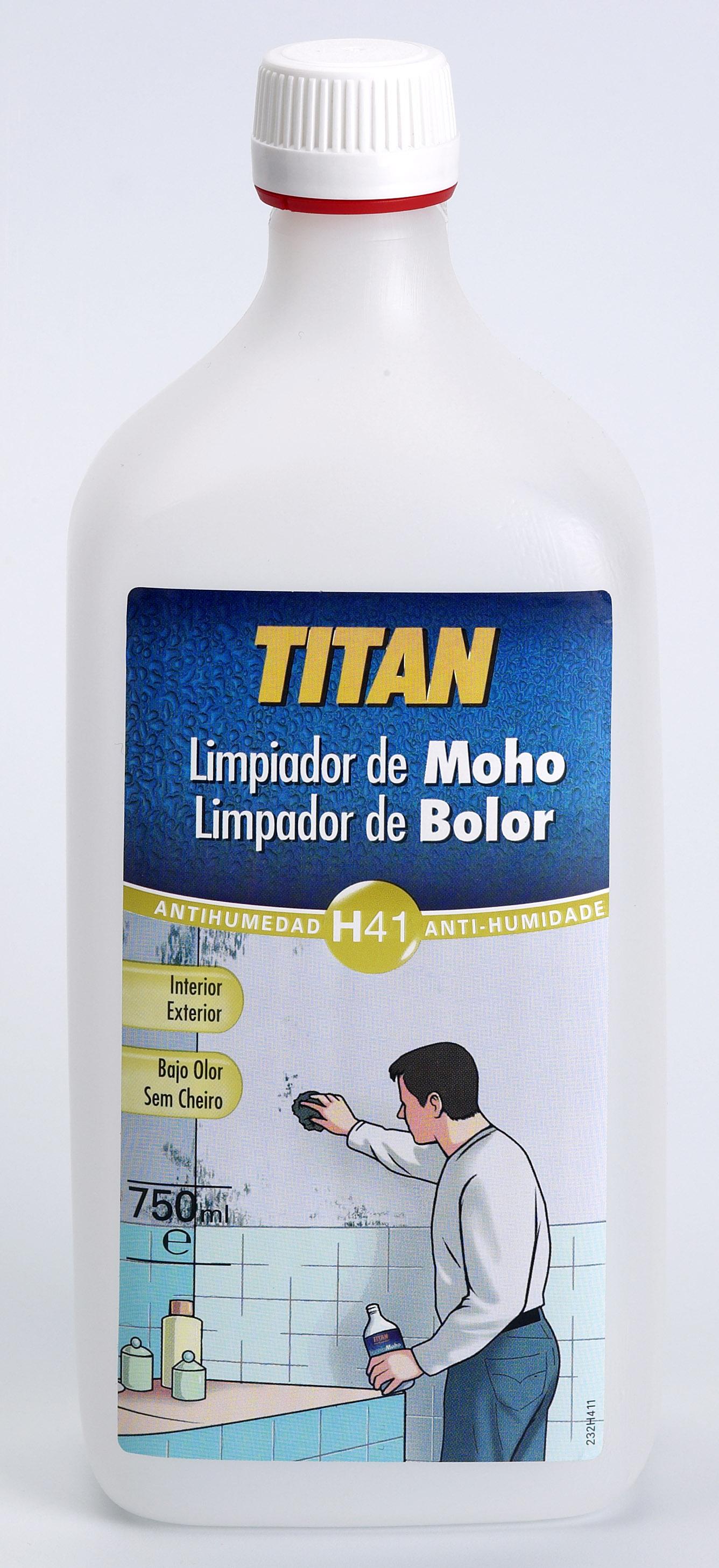 LIMPIADOR DE MOHO H41