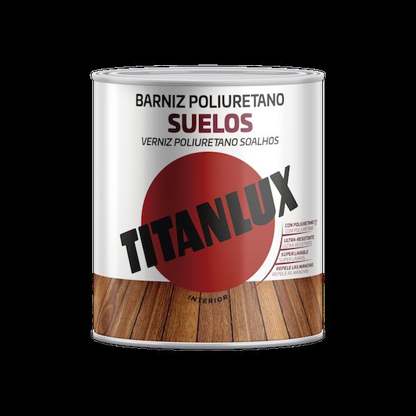 BARNIZ POLIURETANO SUELOS SATINADO