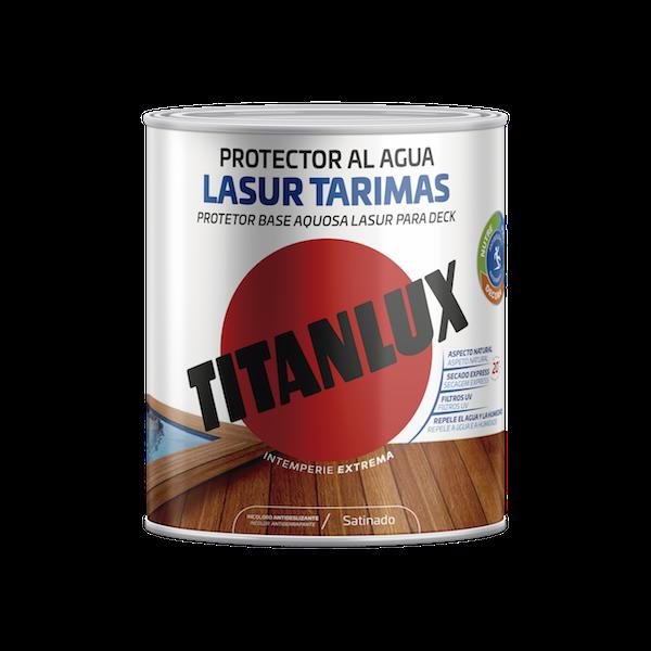 PROTECTOR AL AGUA LASUR TARIMAS SATINADO
