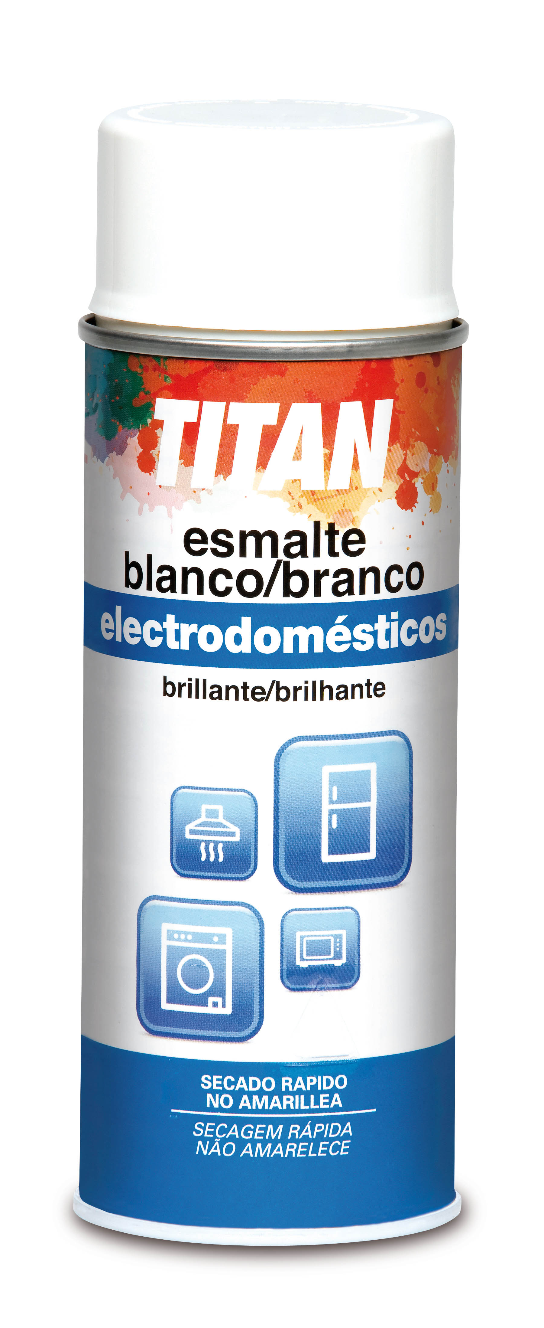 WHITE ENAMEL FOR ELECTRICAL APPLIANCES