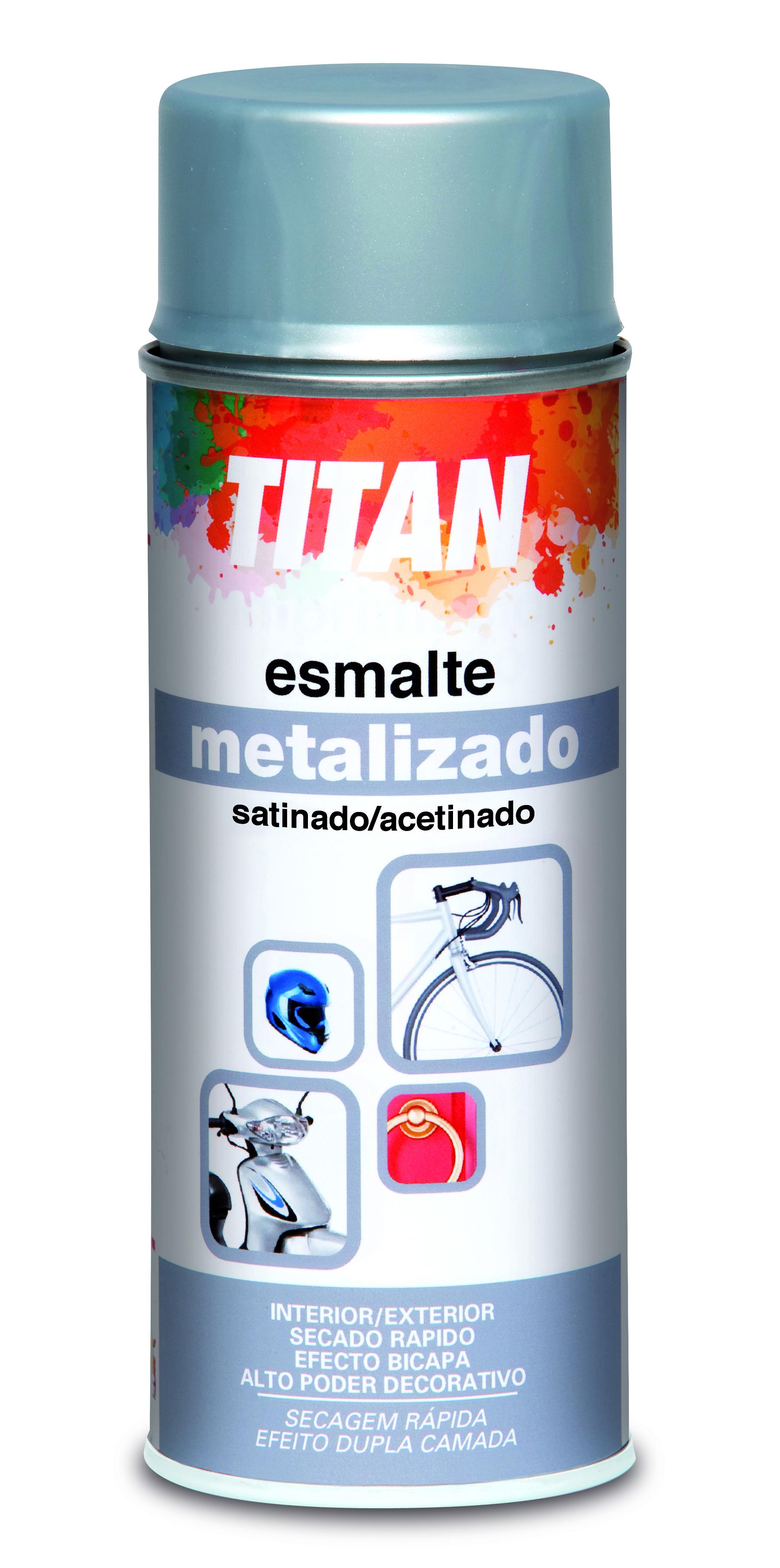 ESMALTE METALIZADO