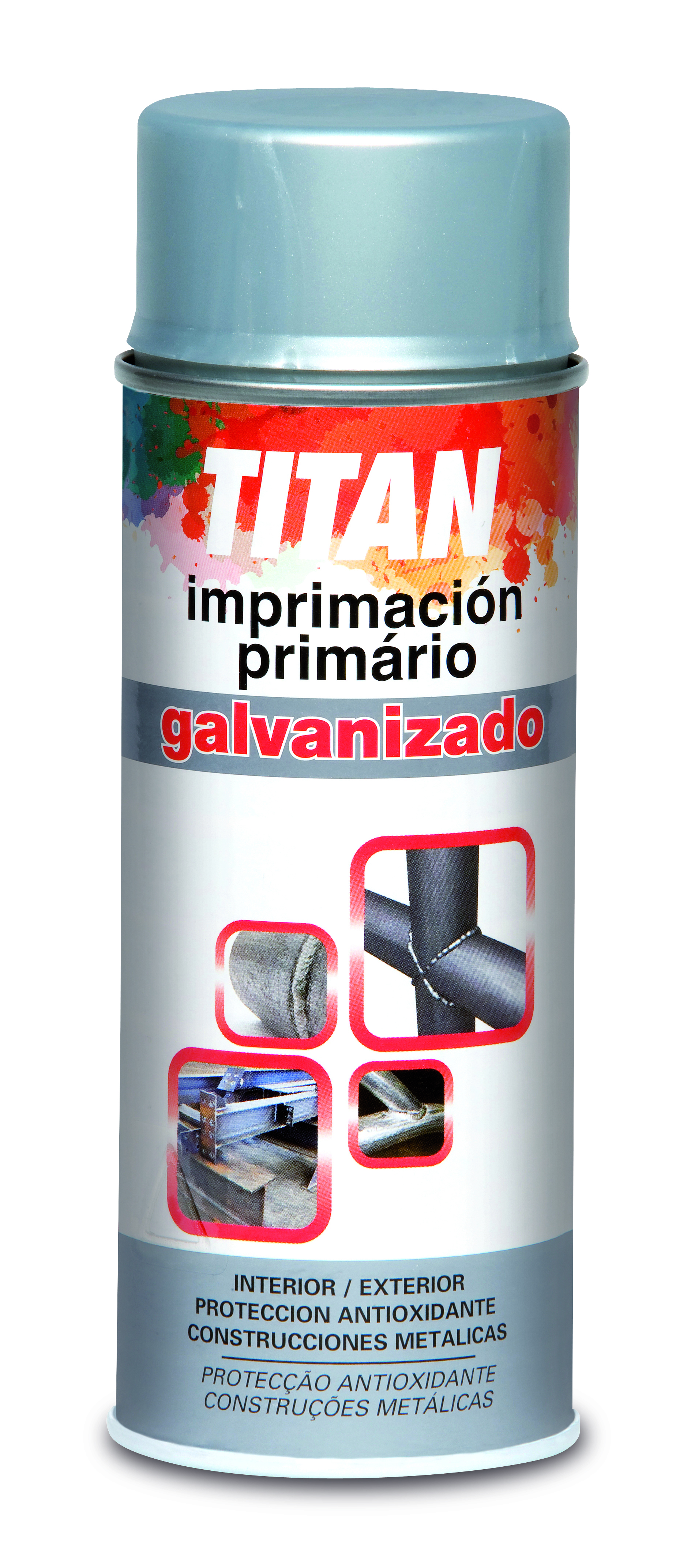 PRIMER FOR GALVANIZED SURFACES