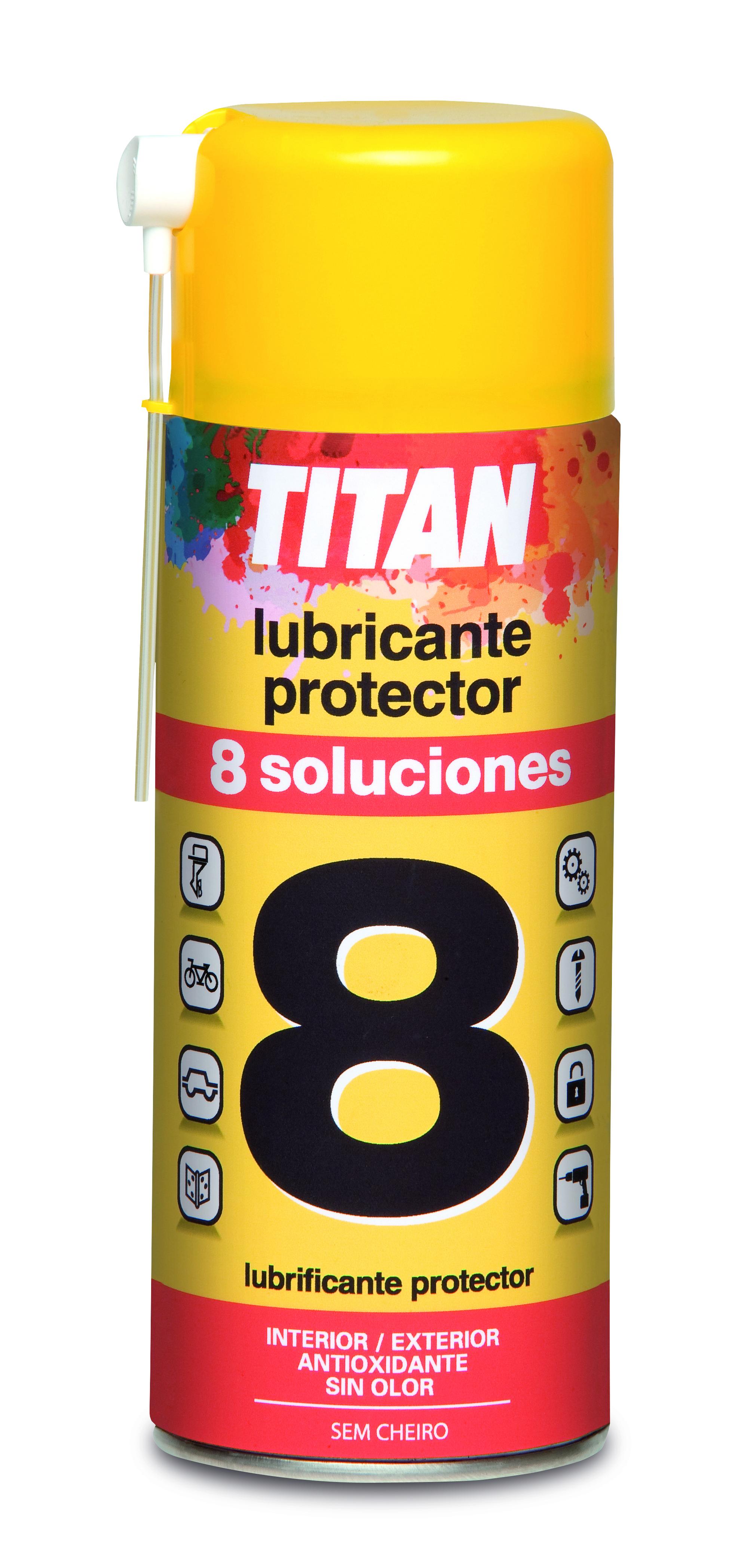 TITAN 8 SOLUTIONS